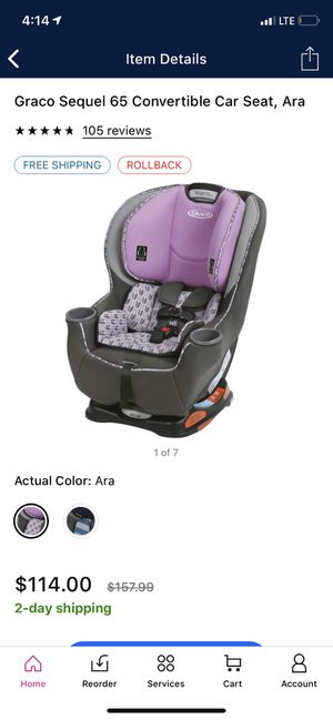 Graco Car Seat For Sale In Apple Valley CA