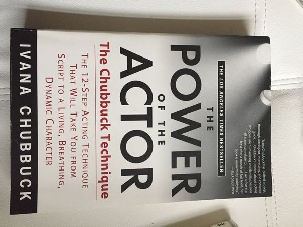 Book The Power Of The Actor By Ivana Chubbuck For Sale In Miami