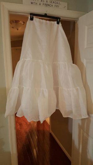 Wedding dress slip for Sale in Inwood, WV