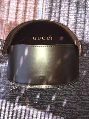 Gucci sunglasses case for Sale in Tacoma, WA