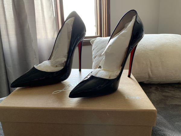 bf52e4576b2 New and Used Christian louboutin heels for Sale in Elgin, IL - OfferUp