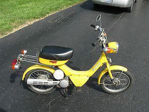 Photo 1983 suzuki F50 moped