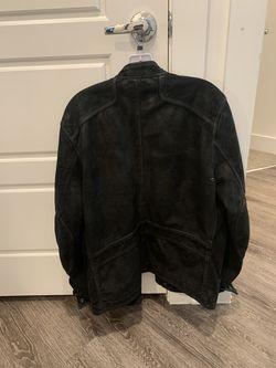 Lucky Brand Leather Jacket Thumbnail