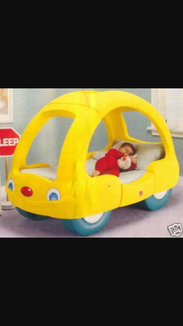 buy popular d6e71 f9d42 Step 2 Snooze & Cruise Car Toddler Bed for Sale in Inman, SC - OfferUp