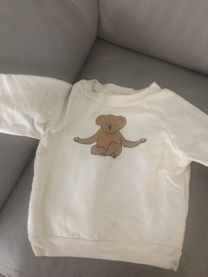 Organic cotton 2 T sweatshirt unisex for Sale in Camp Hill, PA