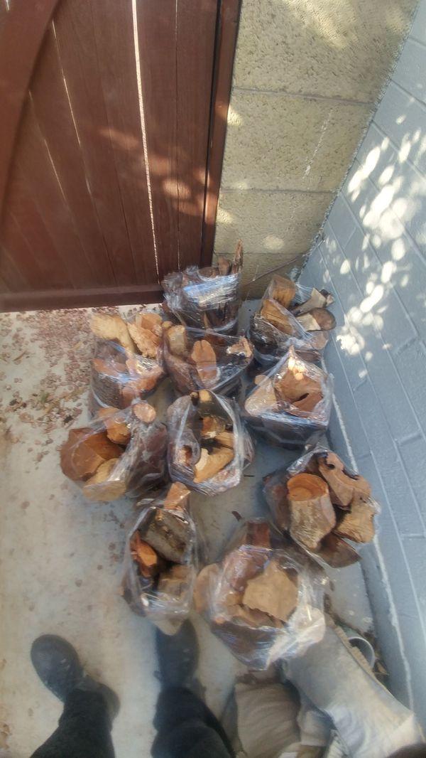 Firewood Bundle Delivered For Sale In Chandler Az Offerup