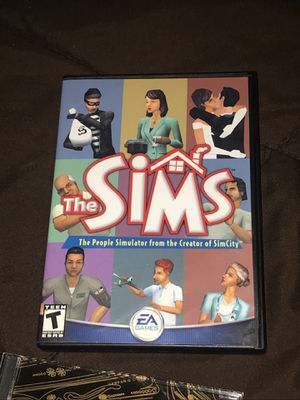 Sims computer game for Sale in Washington, DC