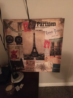 Paris Decor for Sale in Nashville, TN