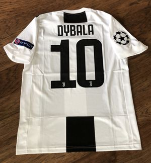 362735d3ffe The new Juventus home Dybala soccer jersey 18-19 for Sale in Plano