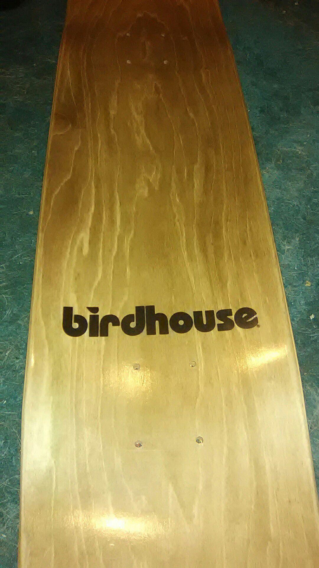 Skate board (Bird House)