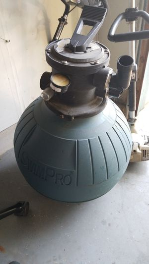 Swim pro pool pump for Sale in Round Rock, TX