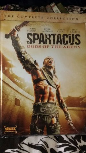 Spartacus gods of the arena for Sale in Seattle, WA