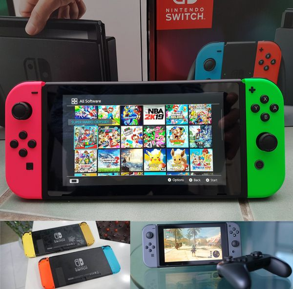Nintendo Switch Mods, hacks games, Dual system online play for Sale in San  Diego, CA - OfferUp