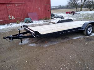 Photo Car trailer