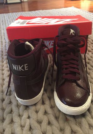 Brand NEW Nike Women's Blazer Sneakers Sz 6 for Sale in Herndon, VA