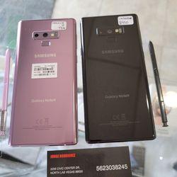 Samsung Galaxy Note 9 Unlocked Thumbnail