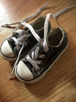 Kids converse size 6 (toddler) for Sale in Washington, DC