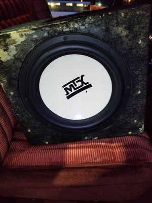 Photo MTX 12 Thunder 7500