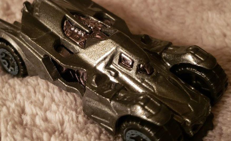 Batmobile (Arkham Knights) Hot Wheels