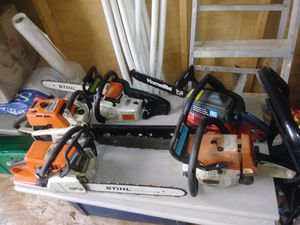 Chainsaws for Sale in Essex, MD