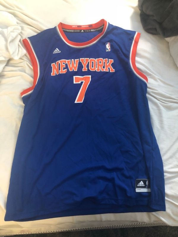 Carmelo Anthony Real Knick Jersey For Sale In Schenectady Ny