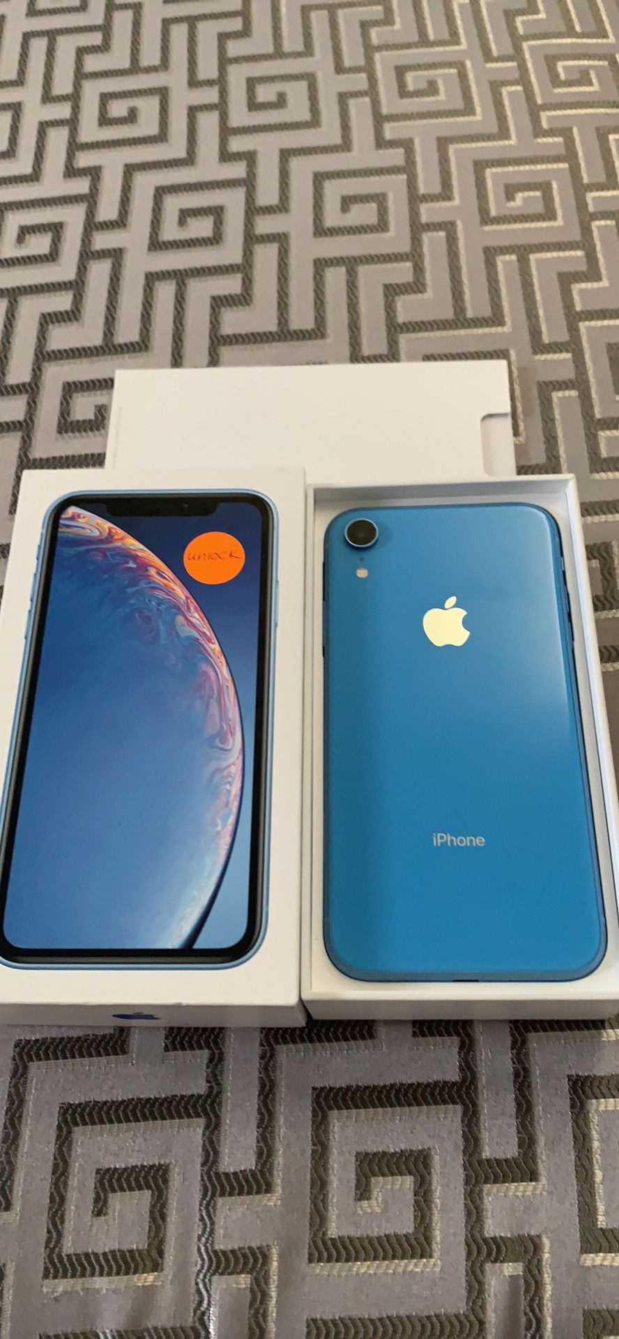 iPhone XR Unlocked New Condition In Box