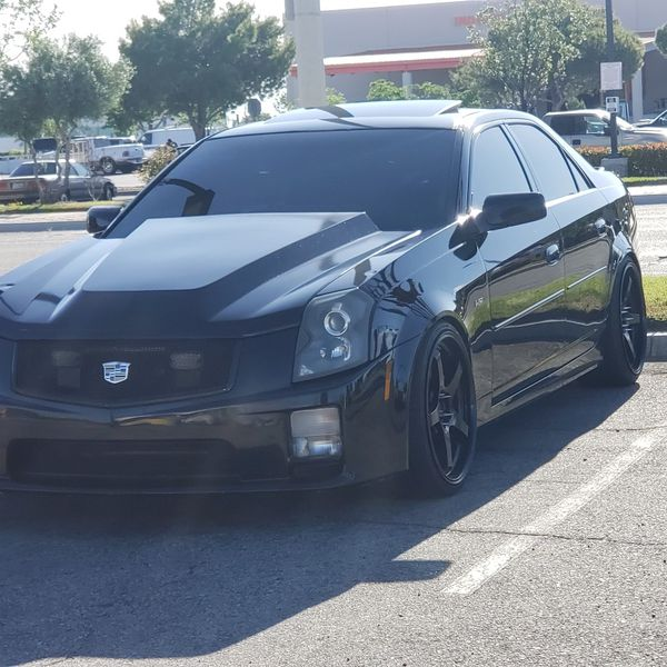 2004 Cadillac Cts V: 2004 Cadillac Cts V 5.7 Supercharged For Sale In Palmdale