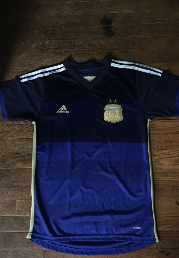 d0d33bb5194 Adidas Argentina AFA soccer jersey medium Adizero for Sale in Cleveland  Heights, OH - OfferUp