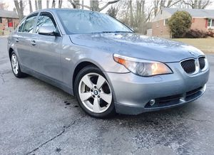 2006 BMW 525xi AWD. Excellent condition for Sale in Silver Spring, MD