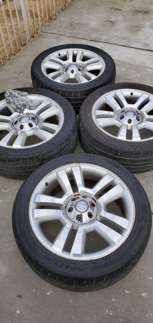 Photo 22 Ford F150 Harley Davidson Expedition wheels rims tires rines llantas 03 04 05 06 07 08 09 2010 2011 2012 2013 2014 2015 2016 2017 2018 2019 2020