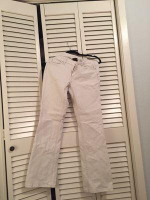 Ann Taylor modern fit white jeans for Sale in Nashville, TN