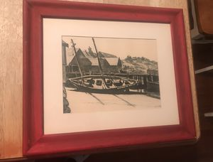 Edward Hopper Etching Print - Rare for Sale in Middle River, MD