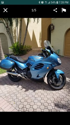 New And Used Triumph Motorcycles For Sale In Miami Fl Offerup