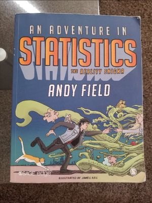 An Adventure in Statistics , The Reality Enigma for Sale in San Diego, CA