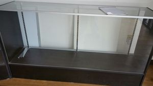Photo Retail Glass Show Case Counter