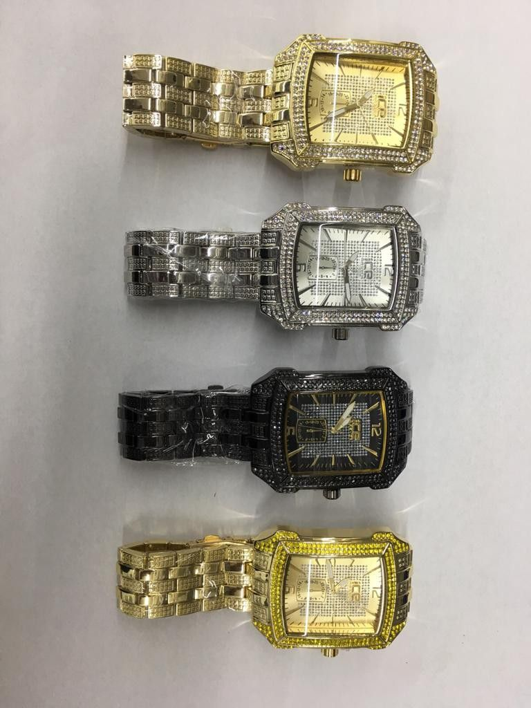Bling Watches at Kings Cz Diamond.
