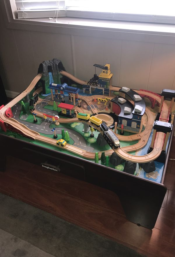 Imaginarium Rock Mountain Train Table like NEW!!! for Sale in Chino ...