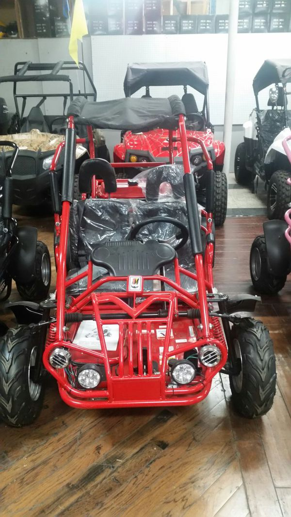 TrailMaster MID XRX-R Kids Go Cart for sale