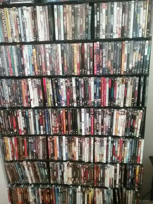 Assorted DVDs = Used $3 / Unopen $4/5 for Sale in Richmond, VA