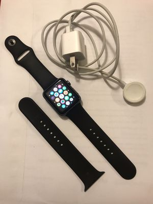 Apple Watch Sport with black band for Sale in Falls Church, VA