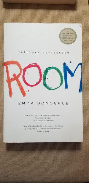 Room by Emma Donoghue paperback for Sale in Cleveland, OH