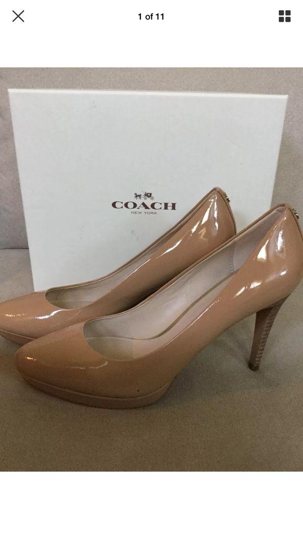 593f7bf34c9 wholesale coach pump shoes beb41 d707e