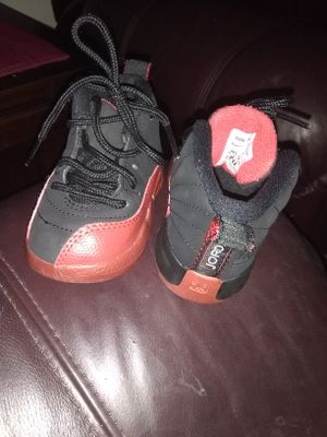 Baby Jordans size 4c for Sale in Manassas, VA