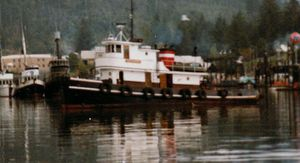 Rare opportunity to own a Tugboat! for Sale in Seattle, WA