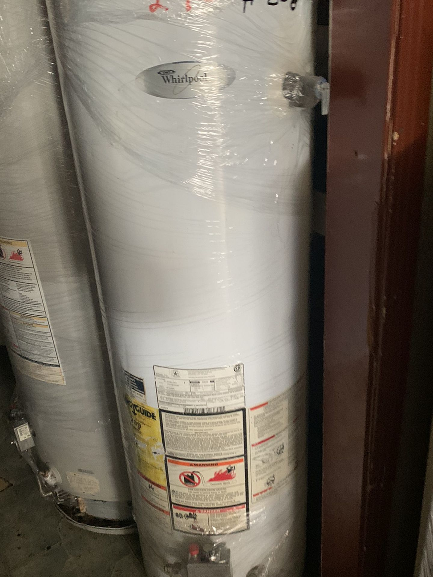 Water Heater De 40 Galones 1 Año De Garantia