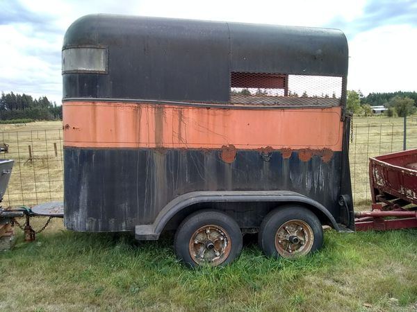 Horse Trailer 2 For Sale In Winlock WA