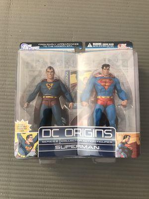 Superman DC Origins Collector Action Figures for Sale in Orlando, FL