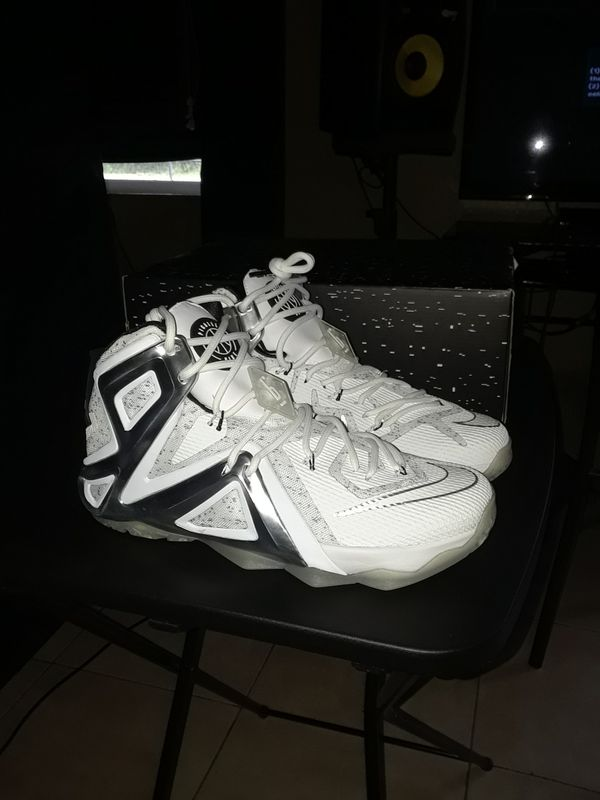 af545b1dbca Lebron 12 elite special edition for Sale in Kissimmee