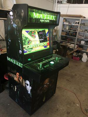 Custom Advanced Arcade 2 player, 32
