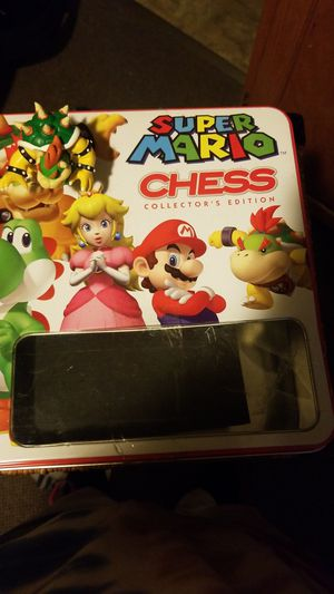 Super mario chess for Sale in Denver, CO